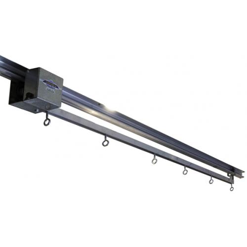Kit 7 - 3 mt rail - 3 lights in line